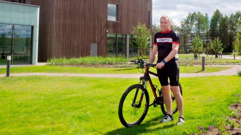 6aebd3db Hjertetransplantert – sykler Birken for fjerde gang | LHL