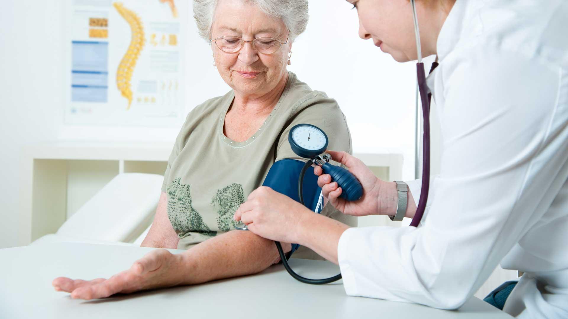 hva er høyt blodtrykk gravid