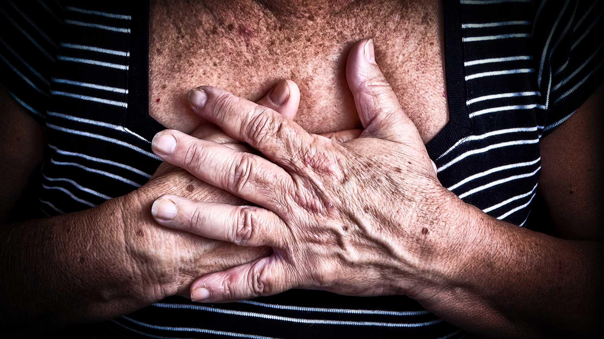 tette blodårer til hjertet symptomer