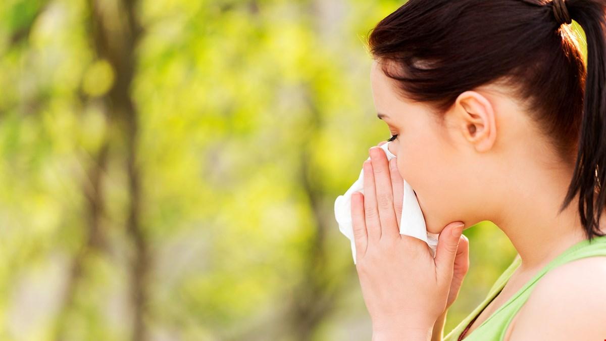 allergisk astma behandling